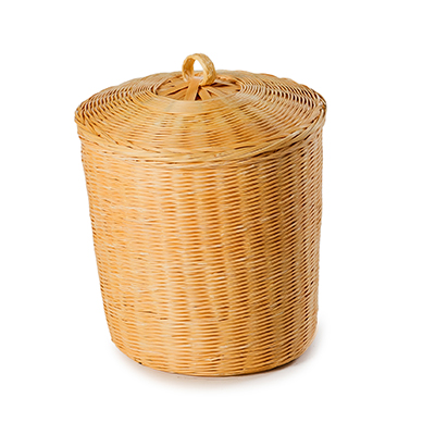 Bamboo Laurel Wicker Caskets by Carl Hogg Funerals Golborne