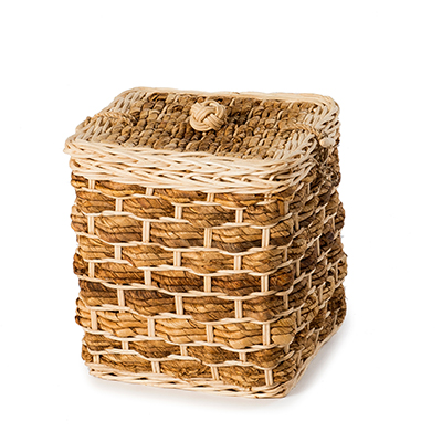 Banana Buttercup Wicker Caskets by Carl Hogg Funerals Golborne