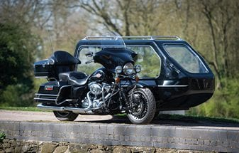 Bespoke Motorcycle Funerals by Carl Hogg Funerals Golborne